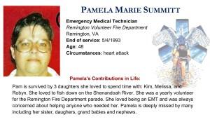 Pamela Marie Summit