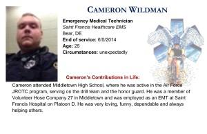 Cameron Wildman
