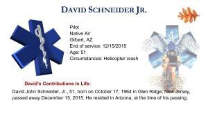 David Schneider, Jr.