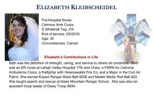 Elizabeth Kleibscheidel