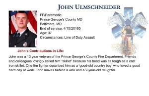 John Ulmschneider