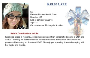 Kelsi Carr