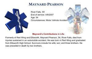 Maynard Pearson