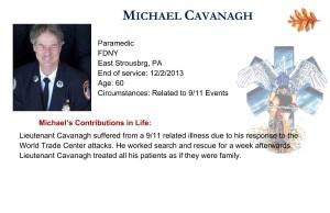 Michael Cavanagh