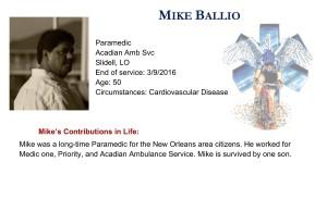 Mike Ballio