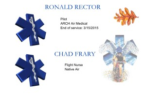 Ronald Rector & Chad Frary