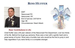 Ross Huffer