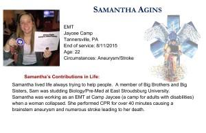 Samantha Agins