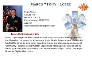 "Marco ""Tony"" Lopez"