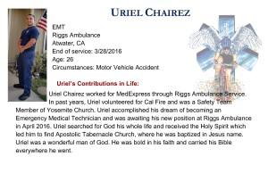 Uriel Chairez