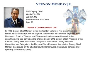 Vernon Monday